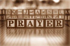 Seeking Prayer